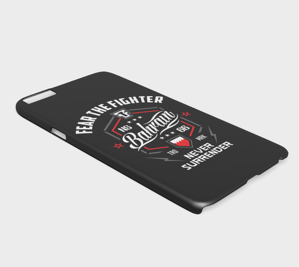 FTF Blood Line Bahrain Iphone 6/6S plus - Fear The Fighter