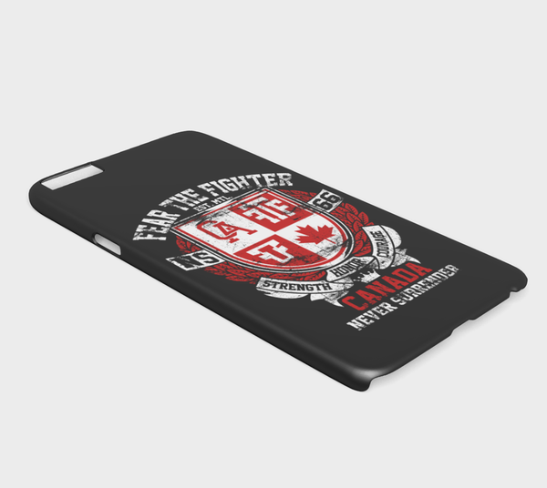 FTF Blood Line Canada Iphone 6/6s plus - Fear The Fighter