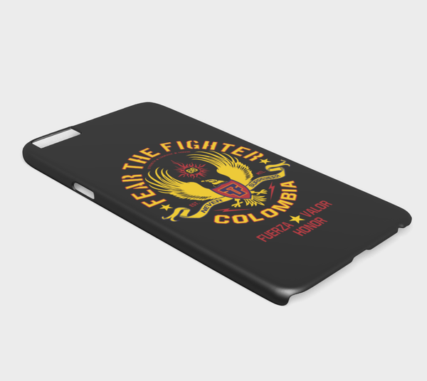 FTF Blood Line Colombia Iphone 6/6S plus - Fear The Fighter