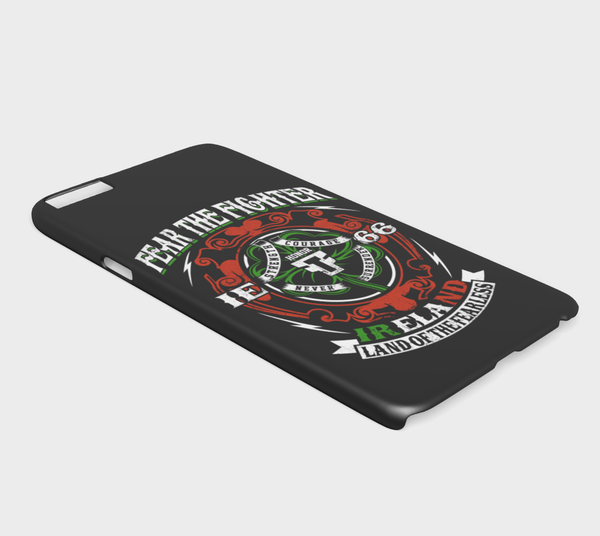 FTF Blood Line Ireland Iphone 6/6S plus - Fear The Fighter