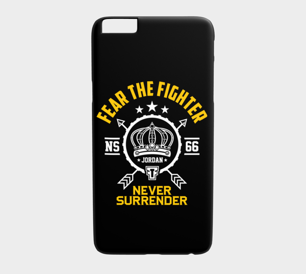 FTF Blood Line Jordan Iphone 6/6S plus - Fear The Fighter