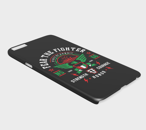 FTF Blood Line Kuwait Iphone 6/6S plus - Fear The Fighter