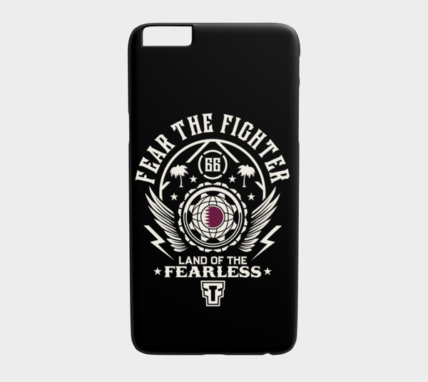 FTF Blood Line Qatar Iphone 6/6S plus - Fear The Fighter