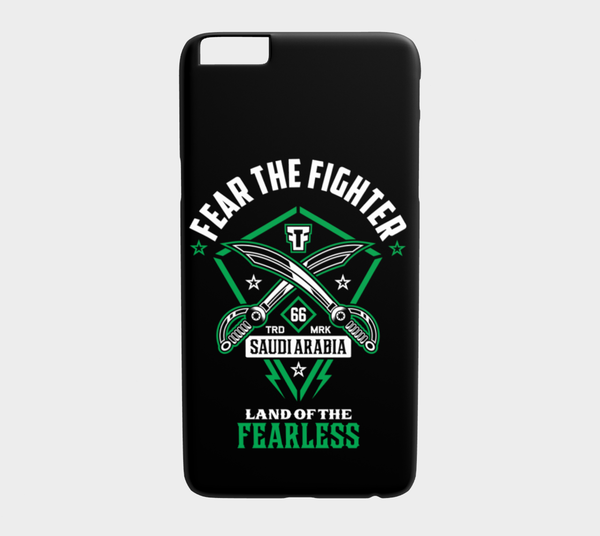 FTF Blood Line Saudi Arabia Iphone 6/6S plus - Fear The Fighter