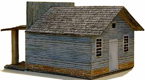 photo relating to Ho Scale Buildings Free Printable Plans named HO Type Coach Scale Producing - Dwelling Evan Ideas