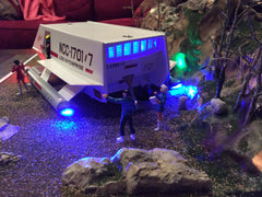 Star Trek Diorama