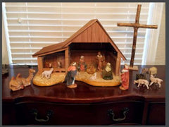 Nativity Unlit