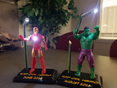 ODL (Outdoor Light) sales trophies