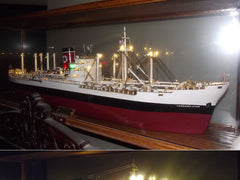 SS Tasmania Star with Evan Design's LEDs