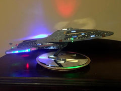 Star trek Voyager with Evan Design LEDs