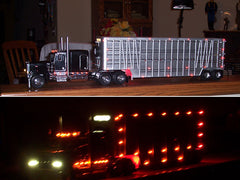 Truck Model with LEDs