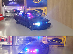 Undercover Police Car LED Kit