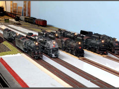 More Locomotives