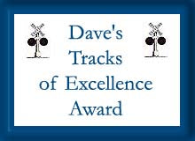 Evan Designs receives the Track of Excellence Award