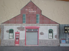 Black Hawk Model Building