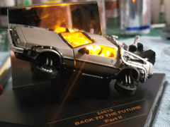 Delorean Ready for Take-Off