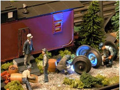 Colorado model railroad
