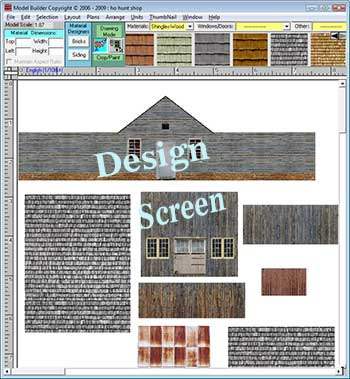 picture relating to Printable Model Railroad Buildings known as Generate Paper Buildings: Fashion Builder Structure it! Print it! Develop it!