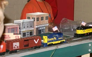 Elementary School Club:  The Rockcut and Silver Creek Railroad