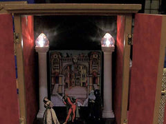 Italian puppet theater