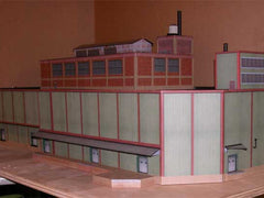 Large Warehouse Model