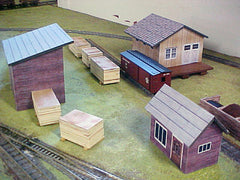 Lumberyard Buildings