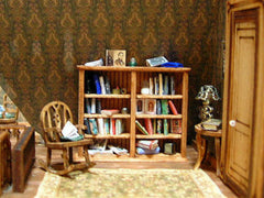 Mayfield Manor bookcase