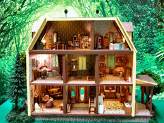 Mayfield Manor dollhouse