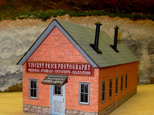 HO scale Vincent's by MMR Dave Roeder