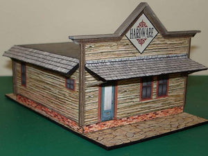 Hardware Store, model builder makes it easy