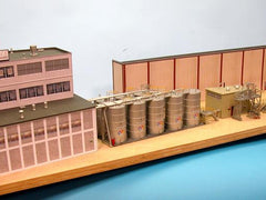 Model Builder Chemical Plant