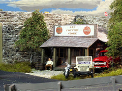 Model Builder Country Store