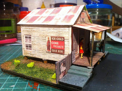 Model Builder Free Sample Store