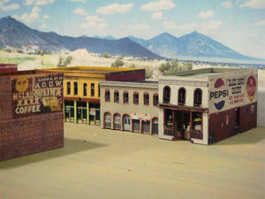 see more click for pictures of this town all made with Model Builder