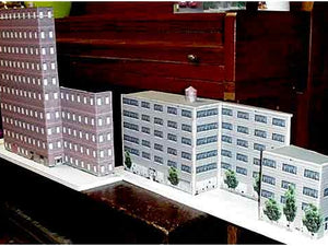 Model builder high-rises