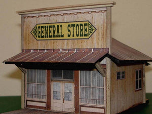 A classic general store. What old town was without this one?