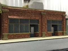Model Builder Industrial Downtown