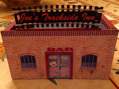 Model Builder Trackside Bar