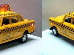 NYC Checker Cab