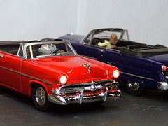 Pair of Ford Crestlines