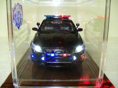 Police car Garland Texas