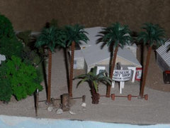 Shoshone Village, CA model