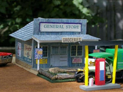 small General Store Model