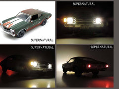 Supernatural series car