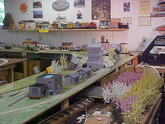 Trackside Cardstock Models
