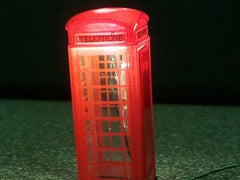 UK Telephone Box
