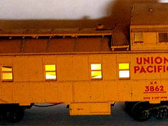 Union Pacific Caboose 3862