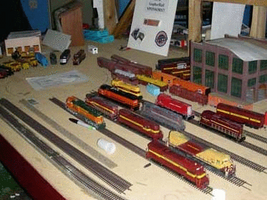 University of Minnesota Model Railroad Club