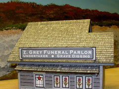 Z. Grey Funeral Parlor