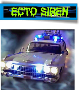Ghostbusters Ecto-1 Siren